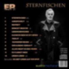 CD Rückseite - ER/ Sternfischen