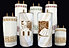 Torah covers for Temple Beth Rishon
