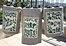 Torah covers for Beth El Zedeck
