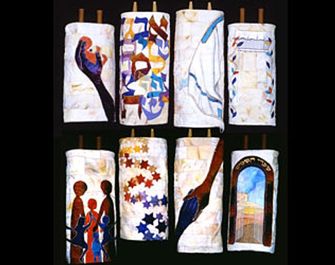 Torah Covers, Palm Beach