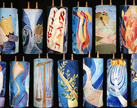 Torah Covers