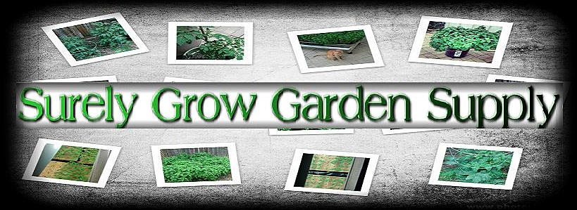 Surely Grow Hydroponic Garden Supply Is Located In Houston, TX And  Specializes In Hydroponic And