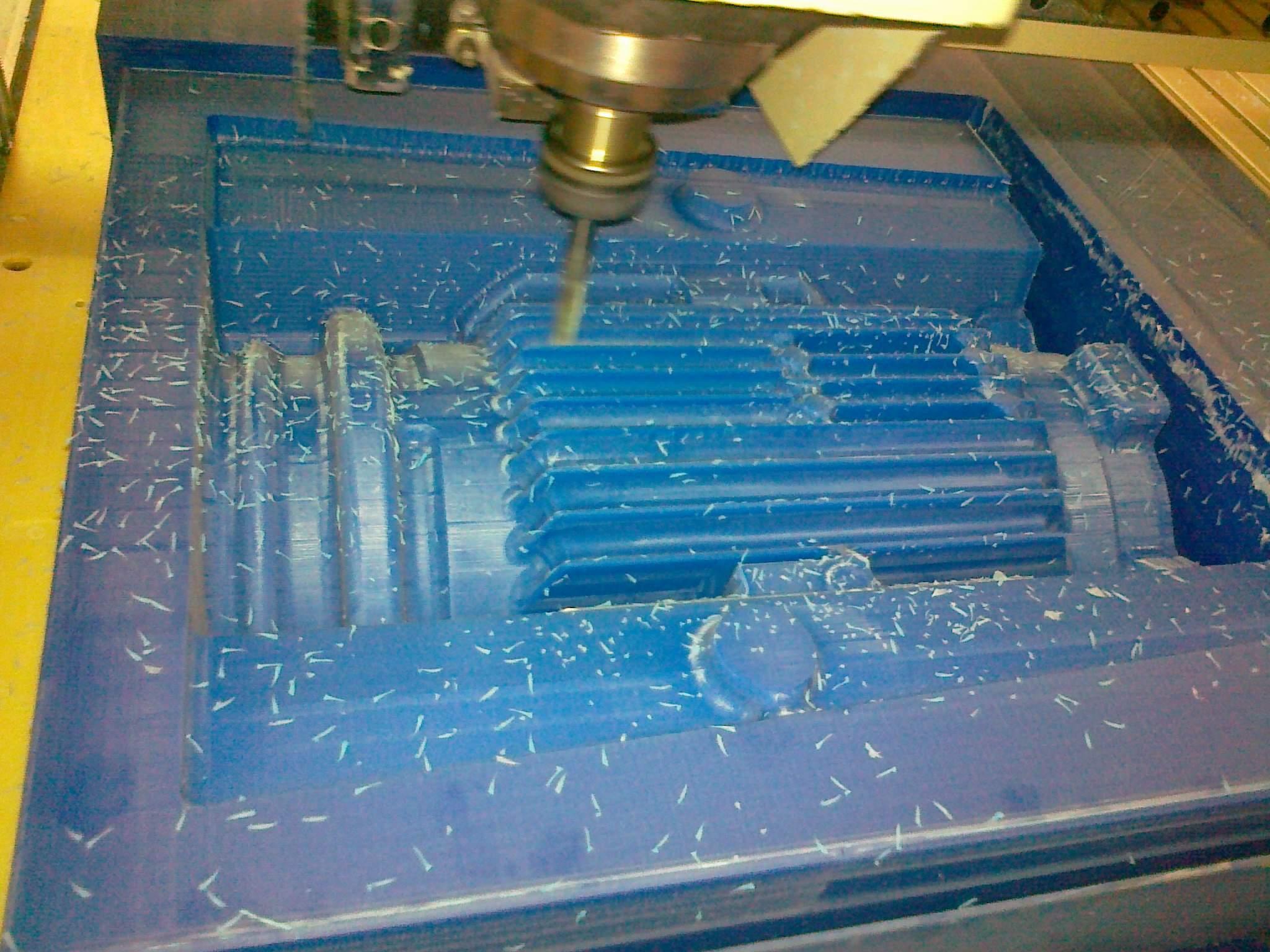 станок для изготовления модельной оснастки