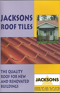 Jacksons Roofing York Brochures