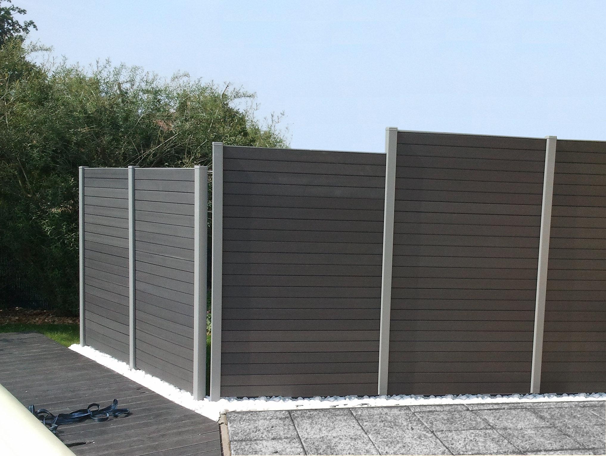 Tarima exterior suelos fachadas barandas con postes - Barandas de aluminio ...