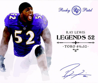 All-Pro Ravens Legend Ray Lewis谈论雪茄
