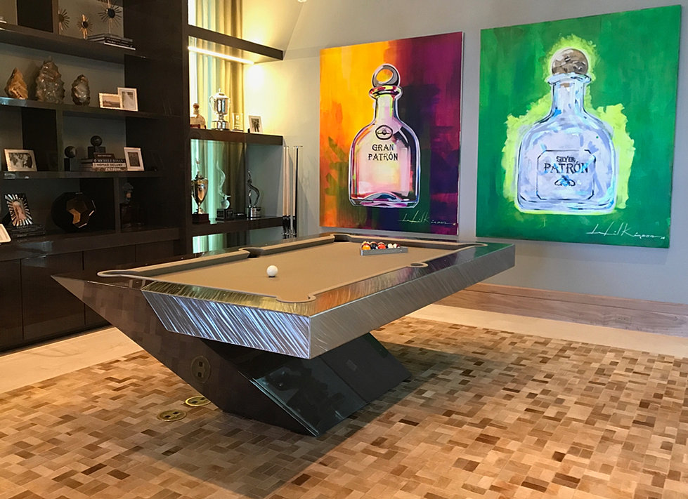 Mitchell Pool Tables. The CATALINA