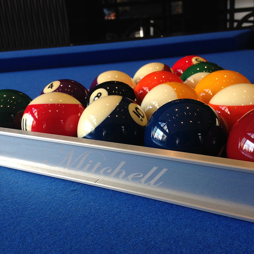 mitchell pool tables