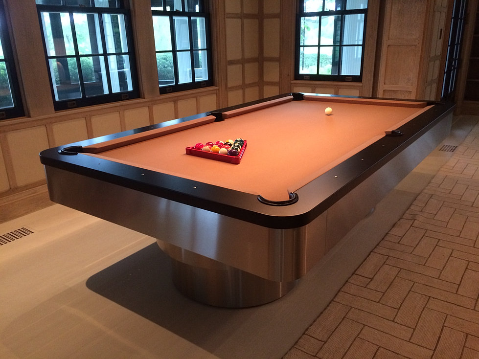 The MIAMI. The MIAMI. Contemporary Pool Table
