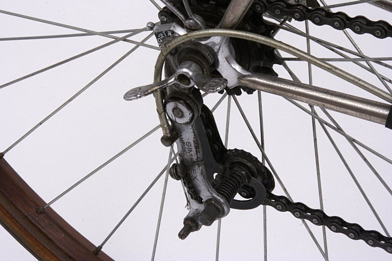 gloria rear derailleur from forward s2