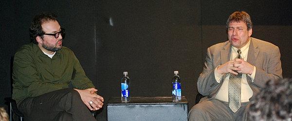 MSF's Robert Milazzo & Richard Peña
