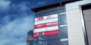 Advertising window graphics