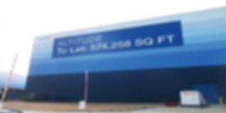 Industrial Estate Banner