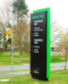 Smart Entrance Totem
