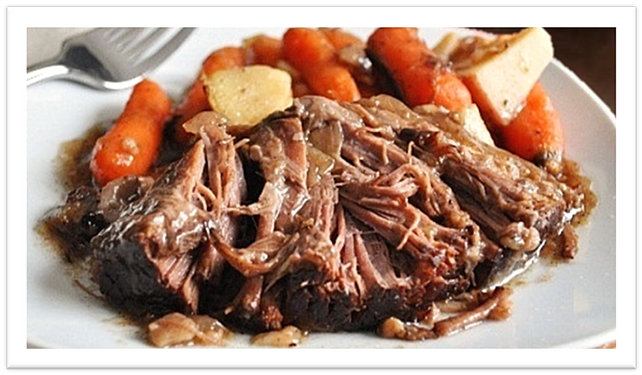 Home Made Pot Roast