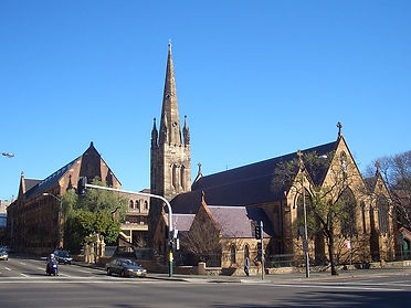 ST BENEDICTS CATHOLIC CHURCH