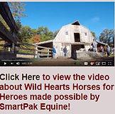 Horses for Heroes Video.JPG