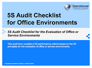 ppt] office 5s audit checklist, Powerpoint templates