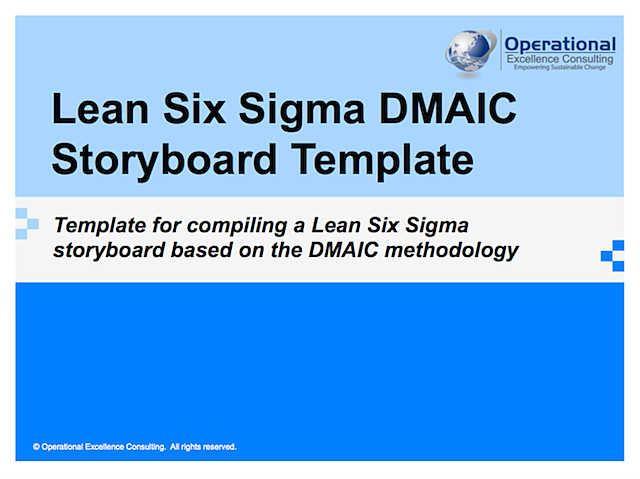 Ppt lean six sigma dmaic report template ppt lean six sigma dmaic report template maxwellsz