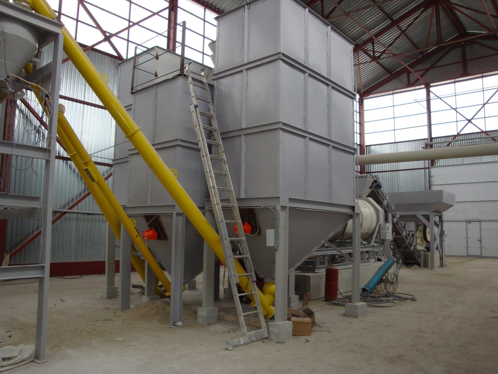 Mini Cement Plant : Miocom mini cement plants