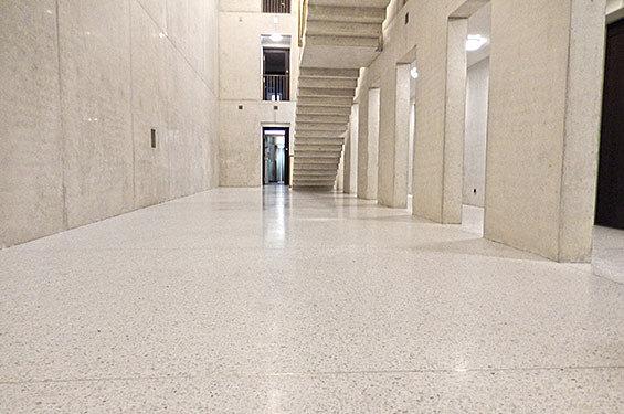 Nexus terrazzo alla veneziana pavimenti in resina cementix - Marmo veneziano ...