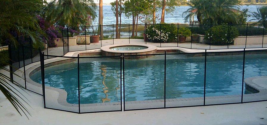 Pool guard orlando fence safety baby