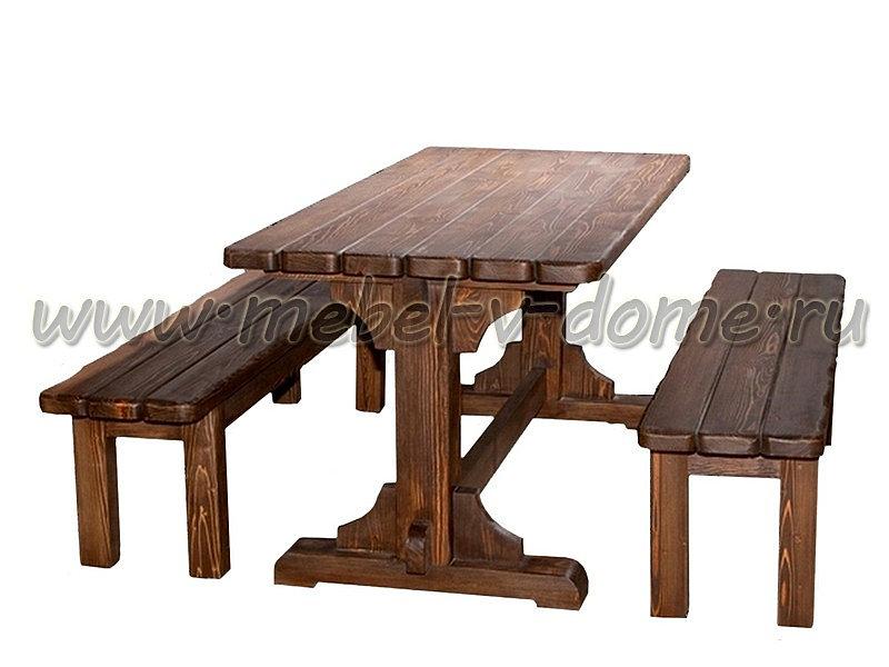 Кухонный стол для дачи чертежи