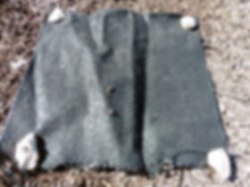 20 year rated Fabric - Felt Side - Sample