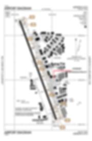 Addison Airport Diagram
