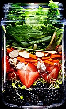 Anti Oxidant Salad