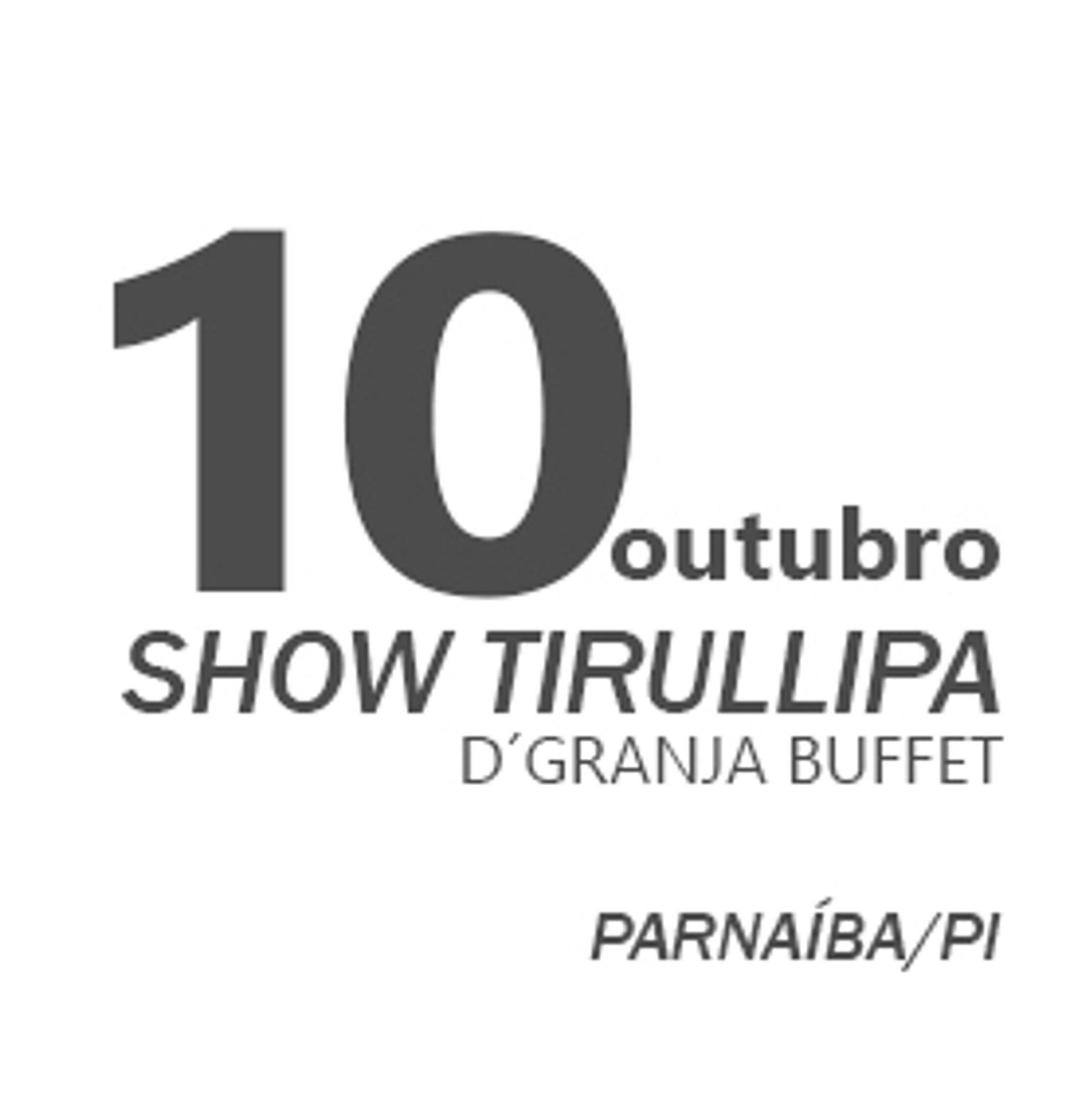 TIRULLIPA EM PARNAÍBA/PI