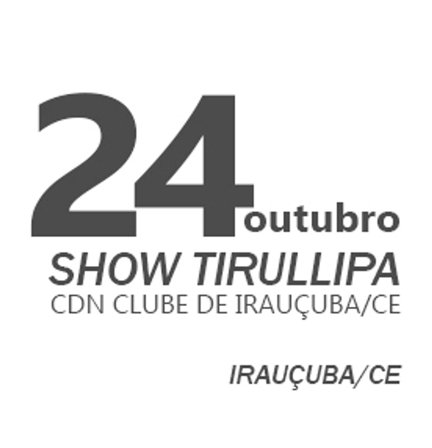 TIRULLIPA EM IRAUÇUBA/CE