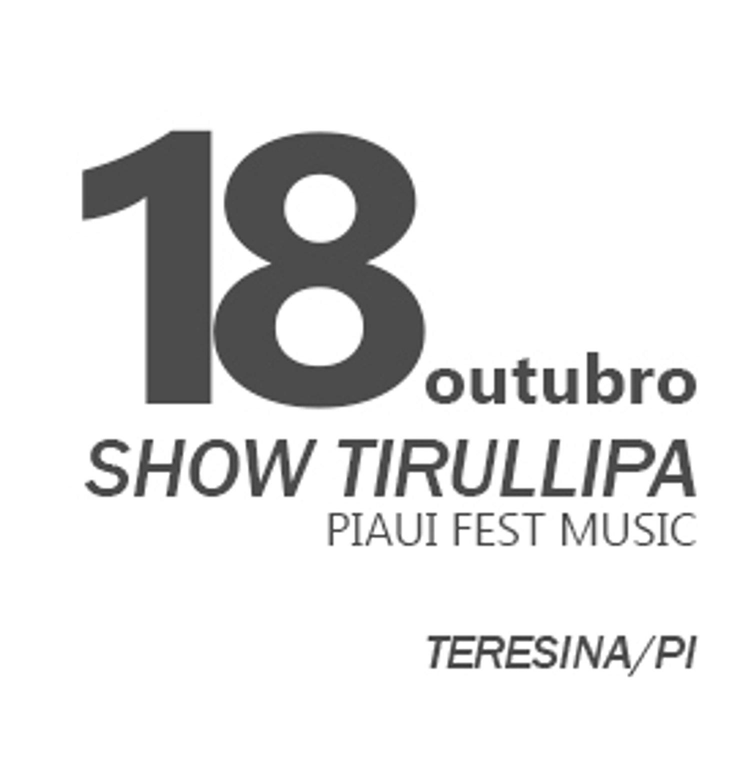 TIRULLIPA EM TERESINA/PI