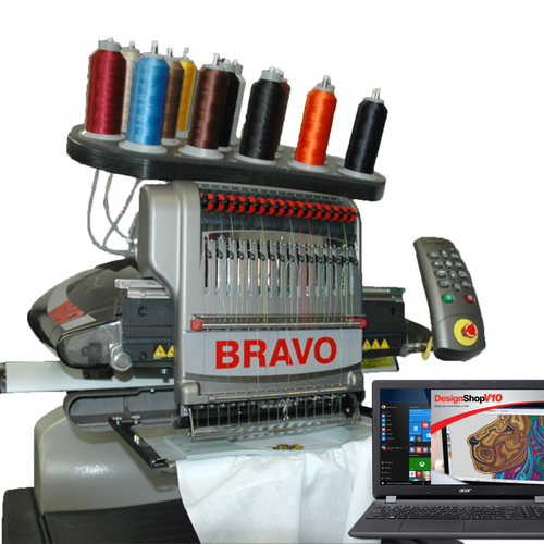 amaya bravo embroidery machine
