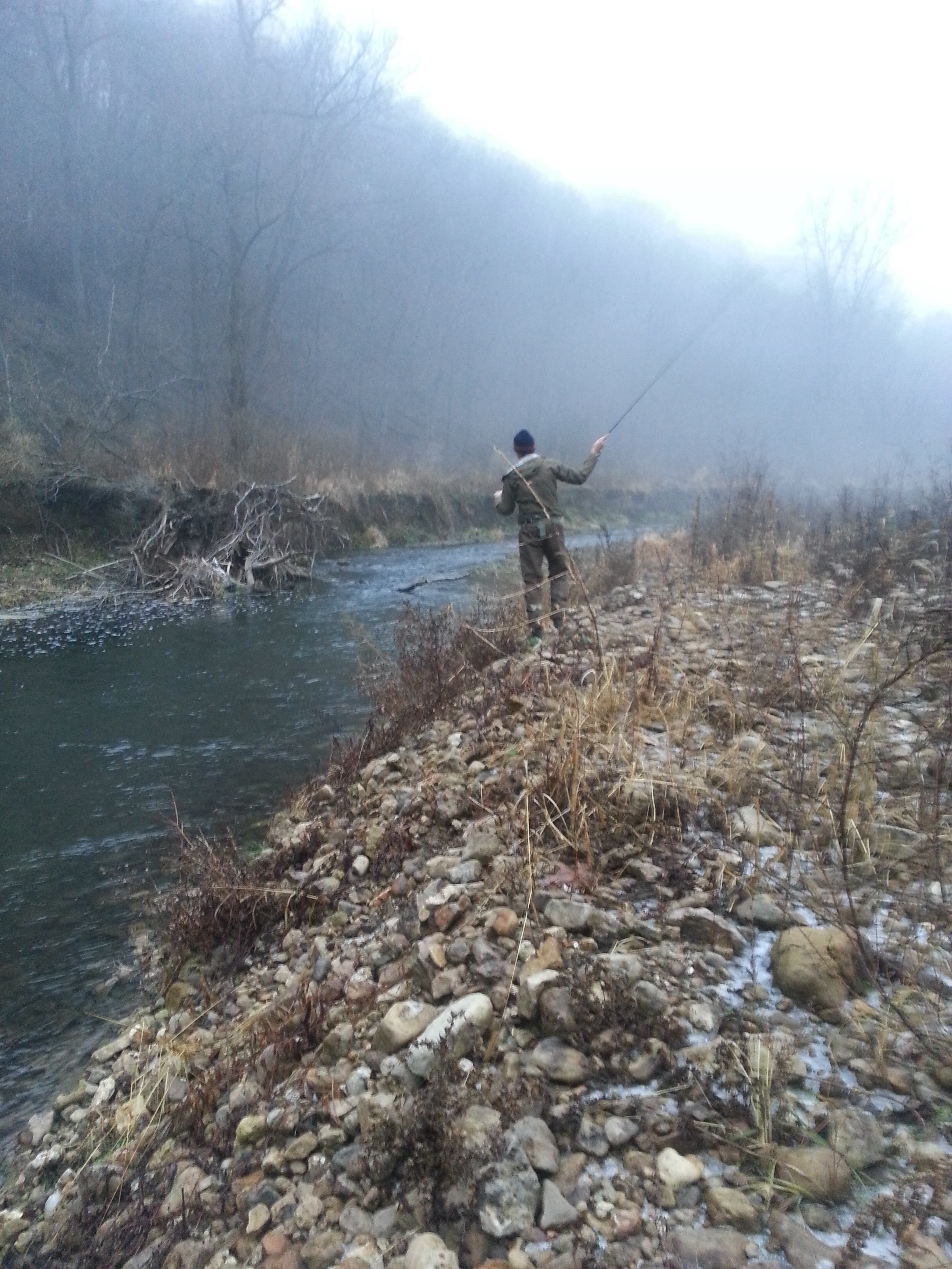 Winter fishing in ne iowa trout unlimited north bear chapter for Fishing in iowa