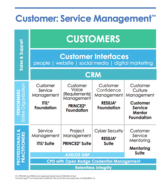 management in customer service