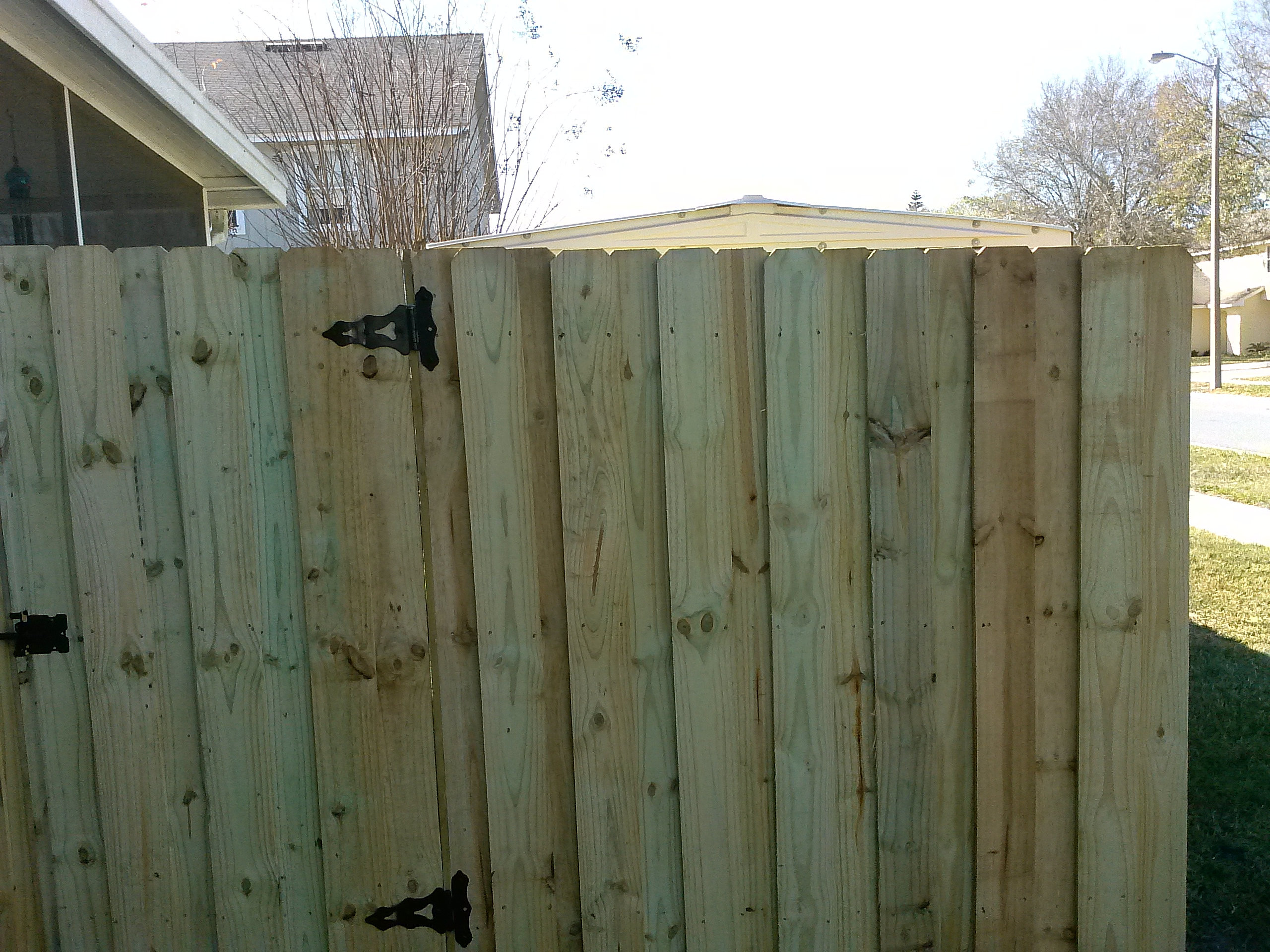 Vinyl Fence Aluminum Fence Chain Link Fence And Wood