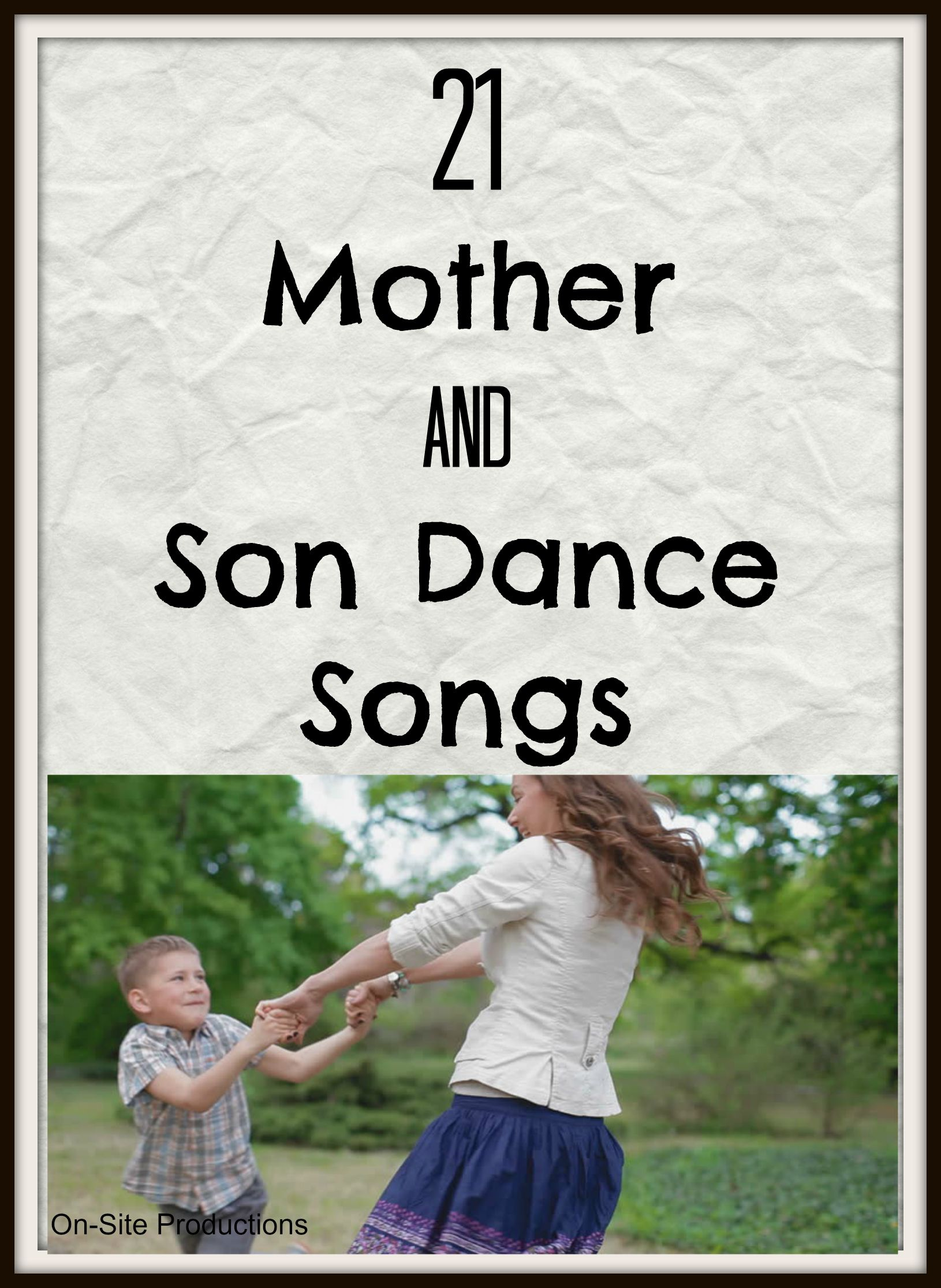 Twenty One Mother Amp Son Dance Songs