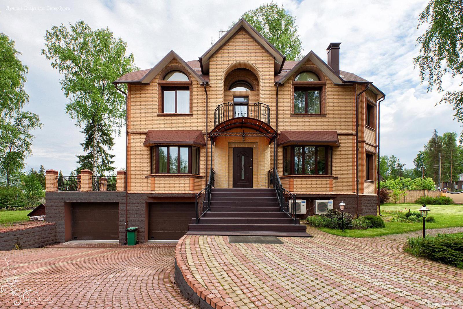Материал и цены для отделки фасада домов