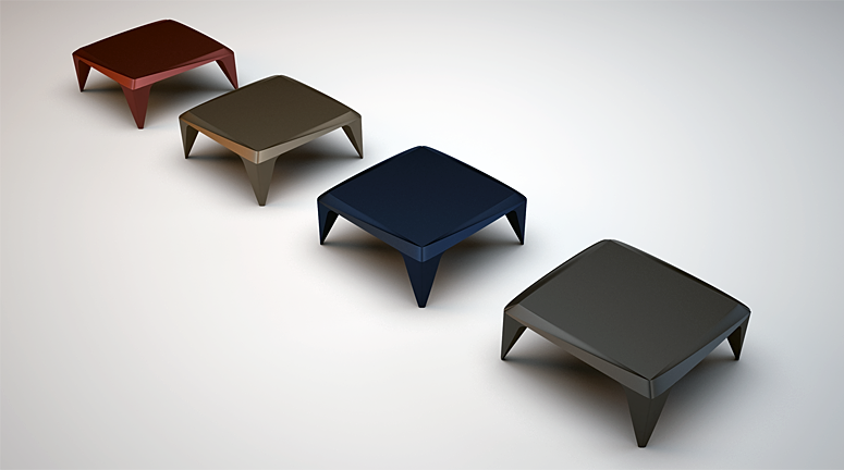 Furow Coffee Table