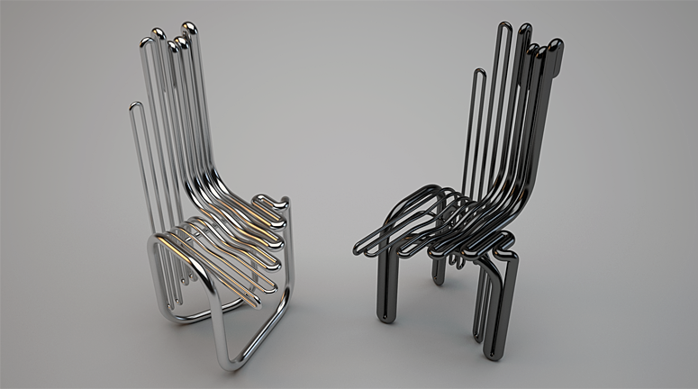 Tooba LTD Chair