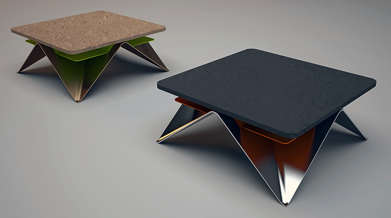CREASE Coffee Table