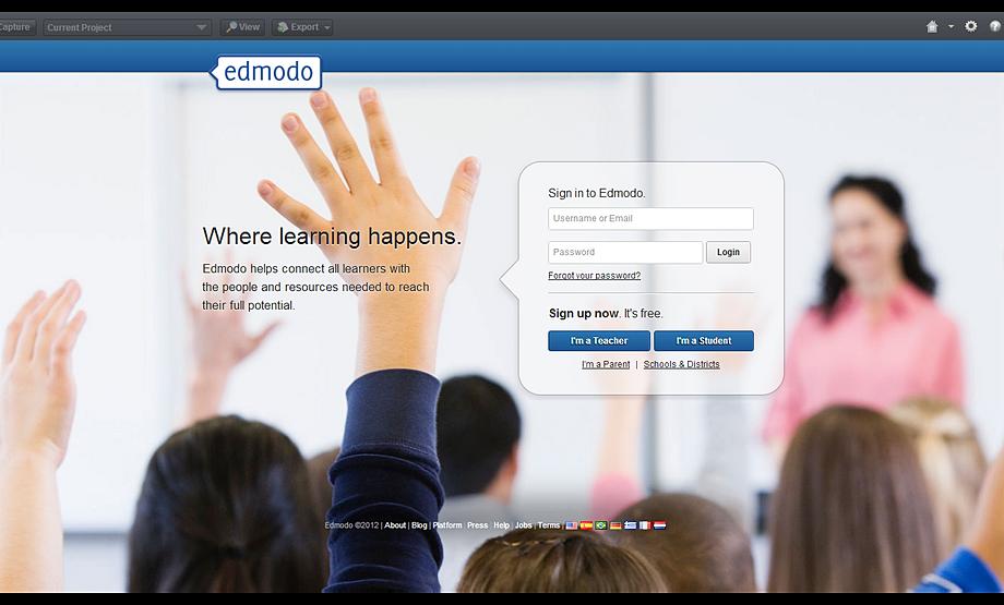 Edmodo Site Official