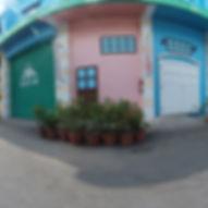 茉莉花壇夢想館彩繪建築720環景圖
