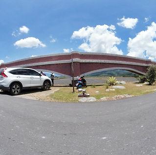二層坪水橋720環景圖