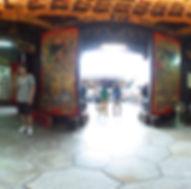 城隍廟寺廟內720環景圖