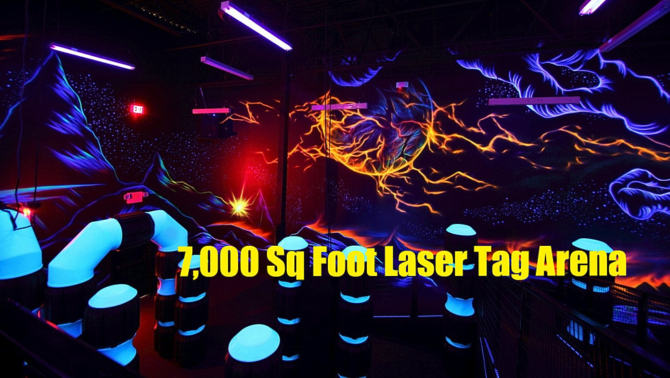 Xtreme Craze Laser Tag And Family Entertainment Center
