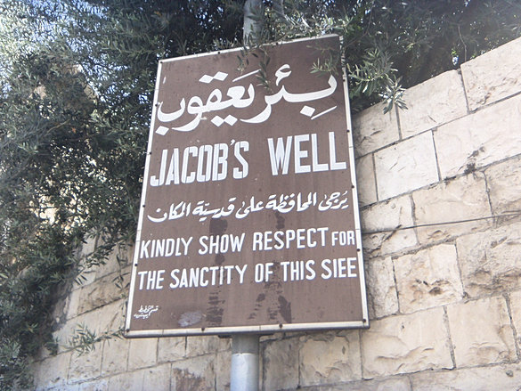 Image result for well of Jacob