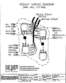 flatearthworkshop guitar schematics gibson lp jimmy page