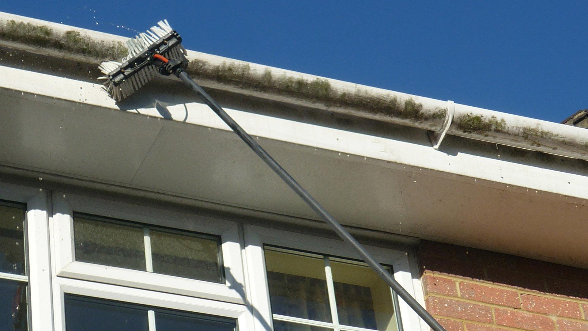 Harper Property Services Window Cleaner Broadstone Area